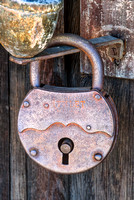 locks,mining,sandra bronstein,close ups,photographs,photography,inanimate,