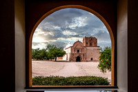"""Arizona Missions"", Tumacacori, historical, history, church,"