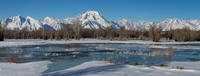 Wintertime in the Tetons