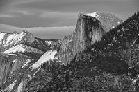 Storm Over Half Dome II