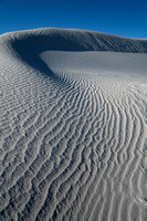 Waves Of White Sands National Monument