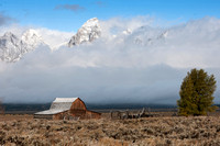 Exposure - Grand Teton National Park